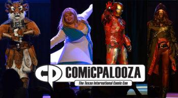 Comicpalooza Cosplay 2016