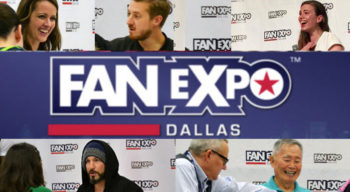 FanExpo Dallas 2016 Panels Cover