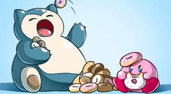 nerdie foodie doughnut donut day
