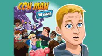 GGM Con Man the Game