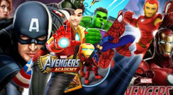 Gamer Girl Marvel Online Games