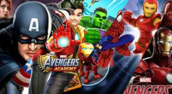 Gamer Girl Marvel Online Games