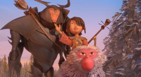 kubo and the two strings family