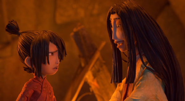kubo and the the two strings mother