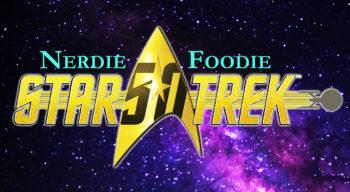 nerdie foodie star trek 50