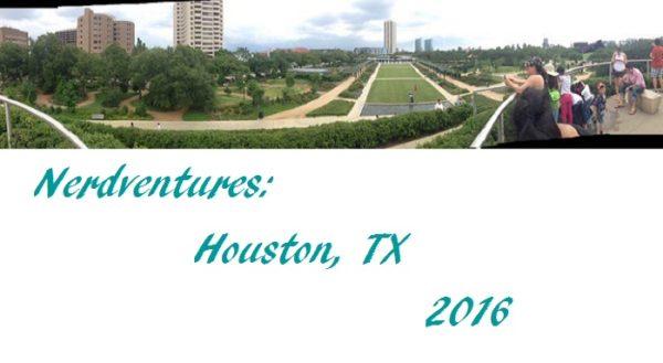 Nerdventures Houston banner