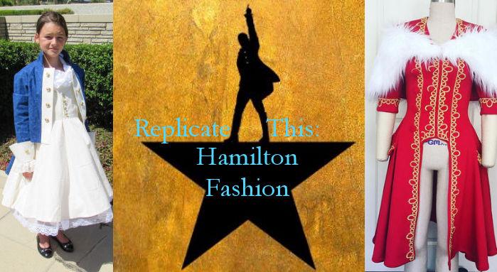 Hamilton Fashion