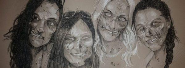 haunts zombie nc