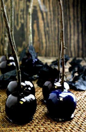 Halloween Decor and Treats