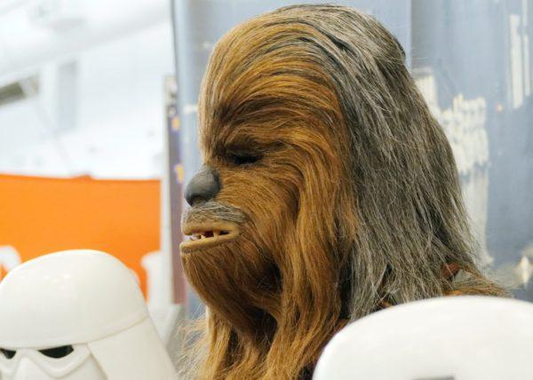 (Chewie from the 501st / Photo Credit: Zhaozhong Zheng)