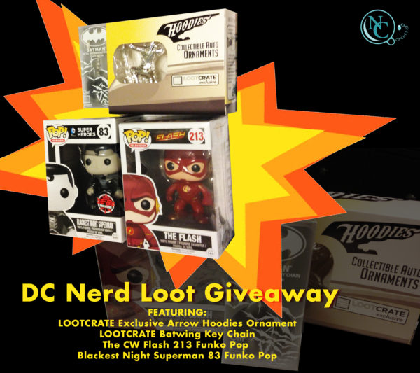 NC Gives DC Giveaway