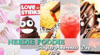nerdie foodie singles awareness
