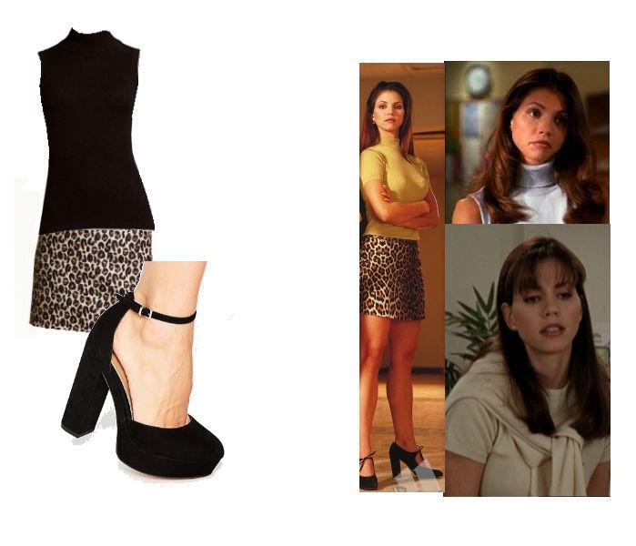 Buffy Fashion Cordelia