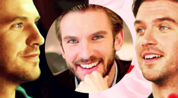 nerd it happy dan stevens more gifs