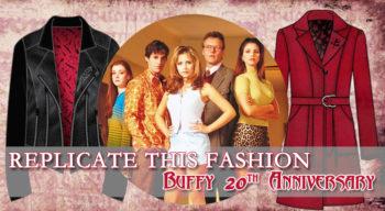 replicate this fashion buffy 20th anniversary