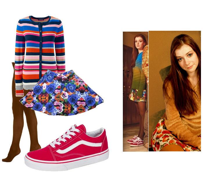 Buffy Fashion Willow