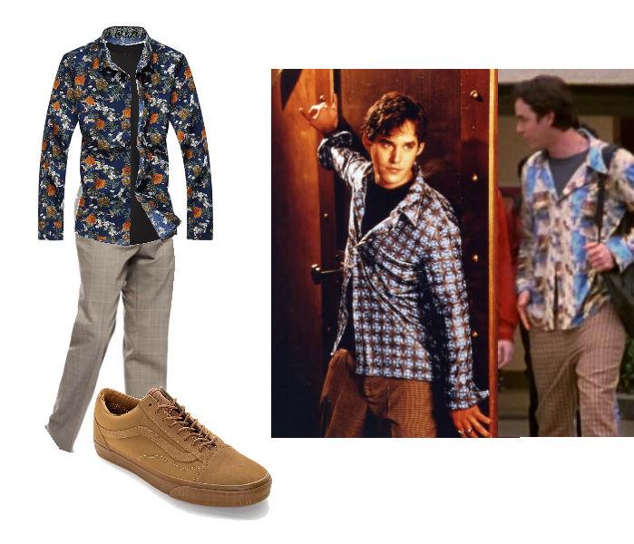 Buffy Fashion Xander