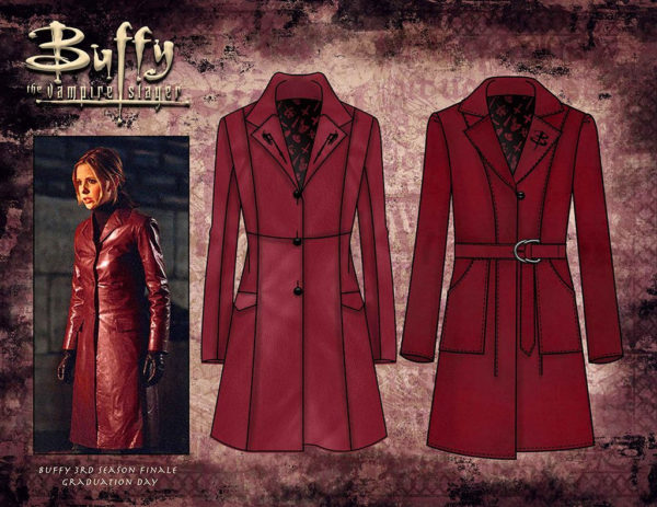 Buffy Fashion Hot Topic
