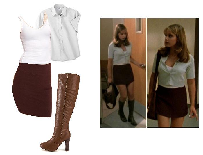 Buffy Fashion
