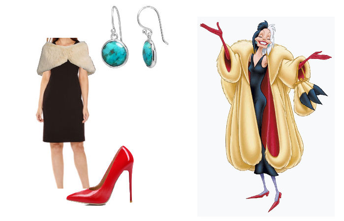 Disney Villains Fashion