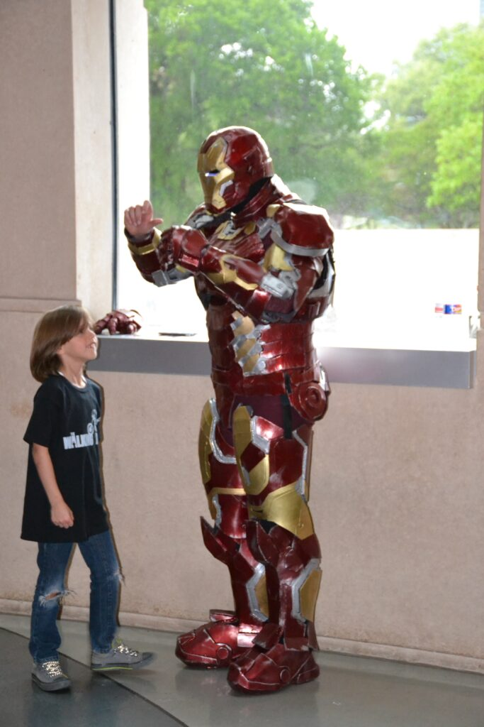 Iron Man Cos FXD17