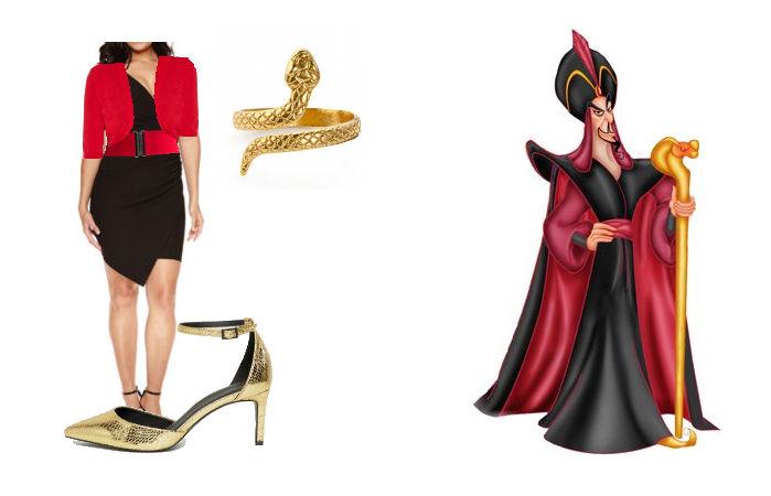 More Disney Villains Fashion