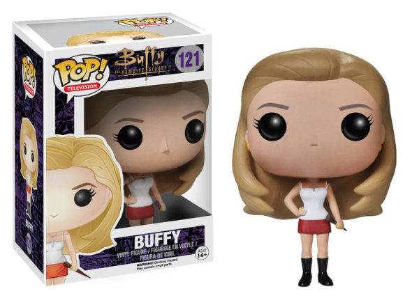 Live Action Badass Lady Pops