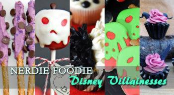 nerdie foodie disney villainesses