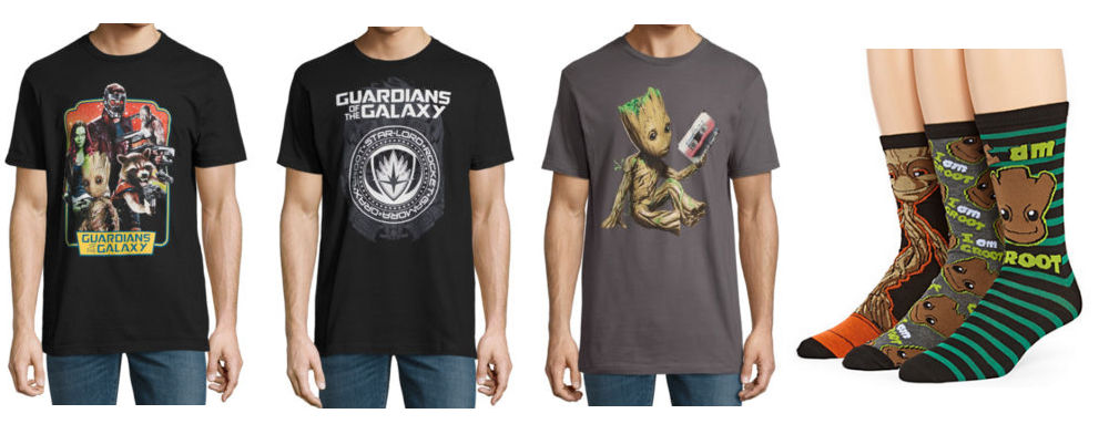 Guardians of the Galaxy Fashion
