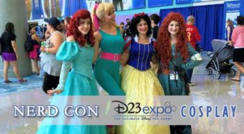 D23 Cosplay 2017