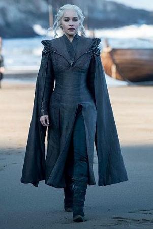 Fashion Evolution Daenerys