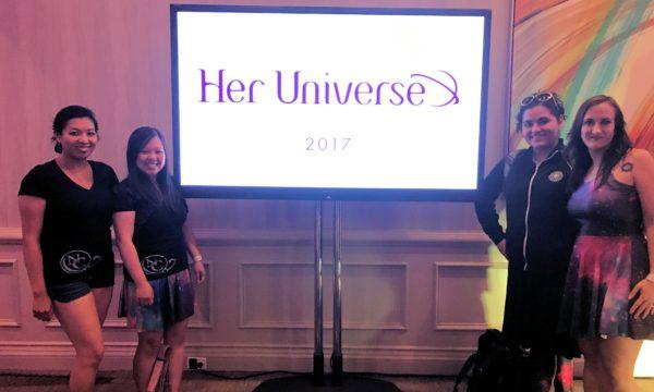 NC Her Universe Fashion