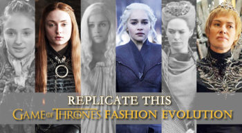 replicate this game of thrones fashion evolution