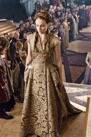 Fashion Evolution Sansa