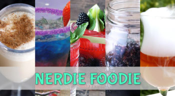 nerdie foodie fun fall beverages