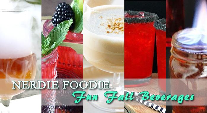 Nerdie foodie fun fall beverages nerdy curiosities for Fun fall drinks
