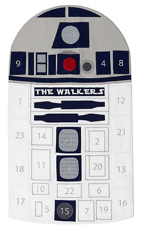 Nerdy Advent Calendars