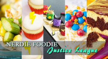 nerdie foodie justice league