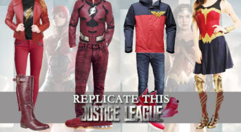 replicate this justice league fashion