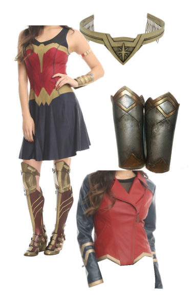 Justice League Fashion