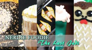 nerdie foodie the last jedi