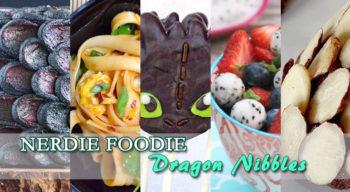 nerdie foodie dragon nibbles