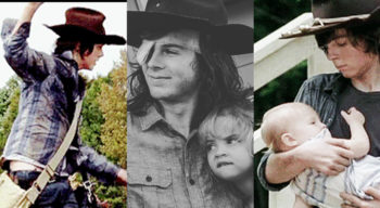 An Hommage Carl Grimes The Walking Dead