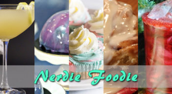 nerdie foodie post v-day hangover