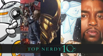 top nerdy 10 fandom artists