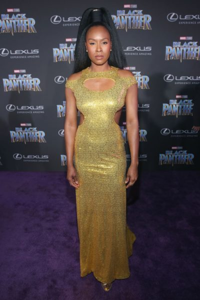 Black Panther Red Carpet