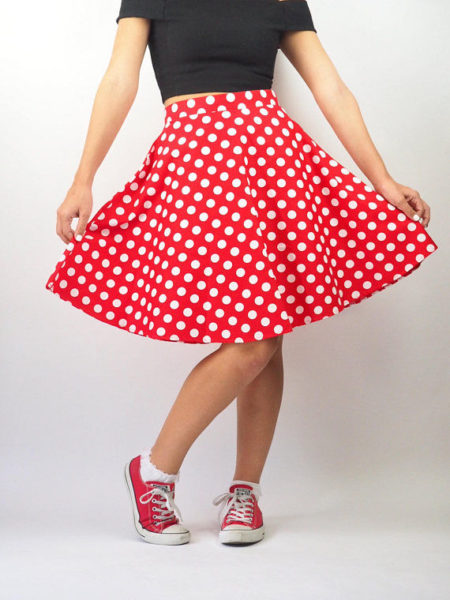Vintage Inspired Disney Minnie