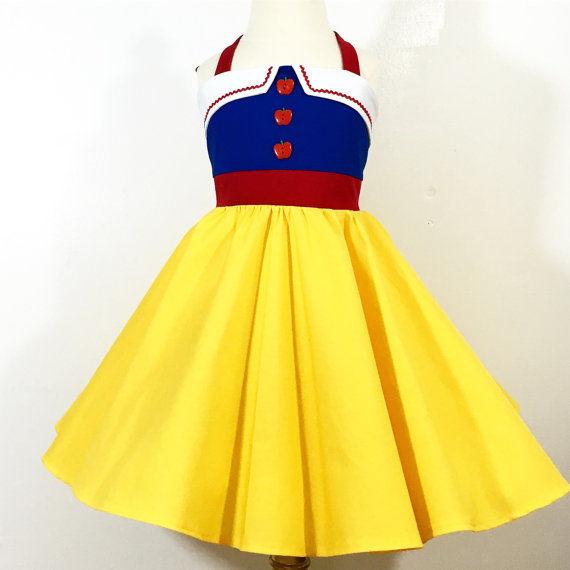 Vintage Inspired Disney Snow White