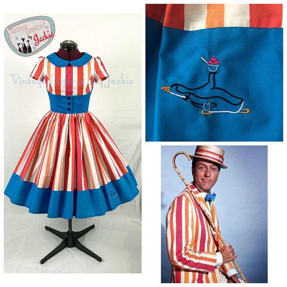 Vintage Inspired Disney Bert