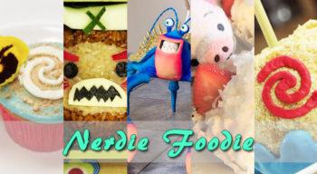 nerdie foodie i am moana